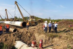 Україна відновлює транспортування газу зі Словаччини через ГВС Будінце