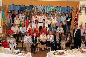 Відділенню Організації українських жінок у Великій Британії у Вулвергемптоні – 65 років