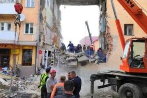 Обвал будинку у Дрогобичі: усі сім'ї отримали компенсацію за втрачене житло