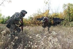 Об'єднані зусилля-2020: українські та британські десантники провели спільні тренування