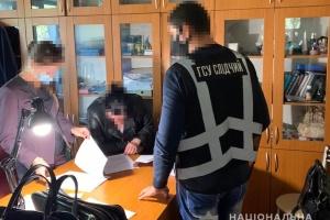 Поліція викрила схему розкрадання коштів під час створення Національного тенісного центру