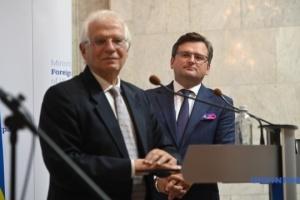 Borrell: La UE está dispuesta a asignar 1.200 millones de EUR a Ucrania