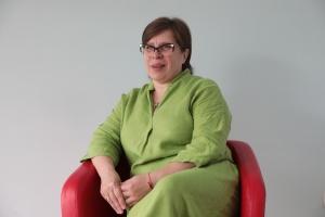 Альона Терещенко, директор Київського міського центру реабілітації дітей з інвалідністю