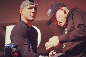 Boxen: Für Kampf mit Lomachenko muss Lopez 5 Kilo abnehmen