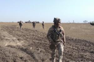 """На """"Объединенных усилиях-2020"""" отработали новые тактические приемы наступательных действий"""