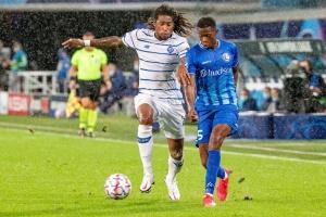 Clasificación a Champions: El Dynamo derrota 2-1 al Gent