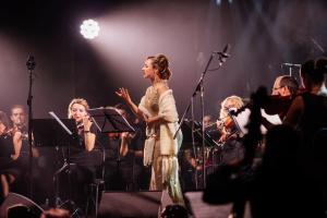 Оркестр у Львові виконав хіти Бродвею