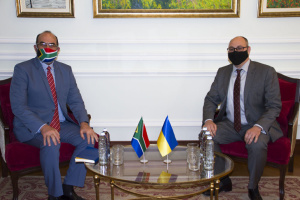 Україна і ПАР створять бізнес-раду