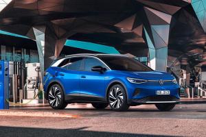 Volkswagen представил электрокар с запасом хода 402 км