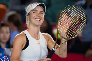 Свитолина в четверг сыграет против Тайхман на турнире в Страсбурге