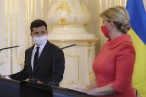 Präsident Selenskyj über Verhandlungen in Kontaktgruppe: Ukraine geht nicht auf Erpressung ein und Russland sieht das