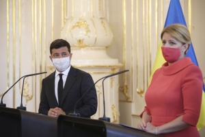 Україна не йде на шантаж і Росія це бачить – Зеленський