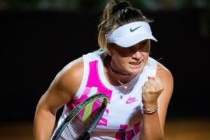 Свитолина вышла в полуфинал турнира WTA в Страсбурге