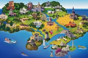 Як українські міста та регіони відзначають Всесвітній день туризму