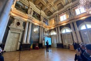 Шмигаль взяв участь у відкритті відреставрованих пам'яток Львівської політехніки