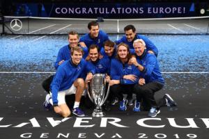 П'ятий тенісний Кубок Лейвера пройде 2022 року у Лондоні