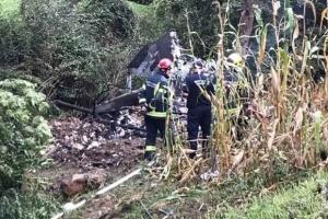 У Сербії розбився військовий літак, є жертви