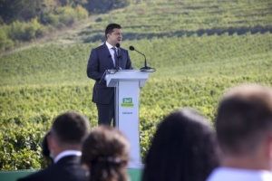 Zelensky names three most promising industries in Zakarpattia region