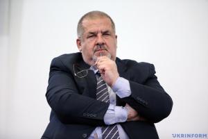 Рефат Чубаров, председатель Меджлиса крымскотатарского народа