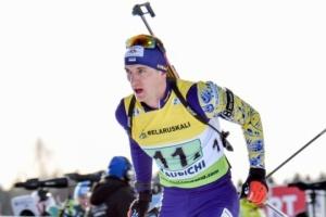 Український біатлоніст Підручний здав позитивний тест на коронавірус