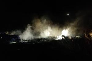 На місці авіакатастрофи літака ЗСУ — брифінг