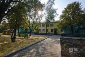 """На Донеччині в рамках """"Великого будівництва"""" за 46 мільйонів оновили дитячі садки"""