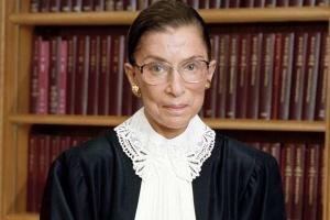 Гинзбург станет первой женщиной, которую похоронят в Капитолии
