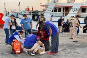 У морі поблизу Лівії загинули щонайменше 13 мігрантів