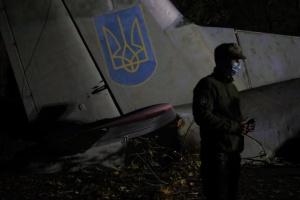 Геращенко - об авиакрушении: Пилот был спокоен и готовился сажать самолёт на одном двигателе