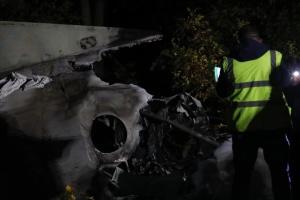 В самолете, который упал под Чугуевом, находились люди из 11 областей - ОГА