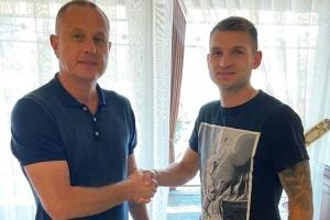 «Львов» подписал полузащитника сборной Литвы