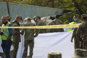 Серед загиблих в авіакатастрофі Ан-26 - курсант із Хмельниччини
