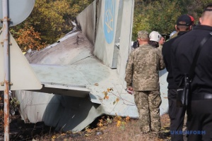 Канада пропонує Україні допомогу після катастрофи літака ЗСУ