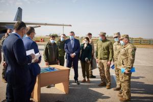 Зеленский поручил «поставить на паузу» учебные полеты Ан-26 и их аналогов