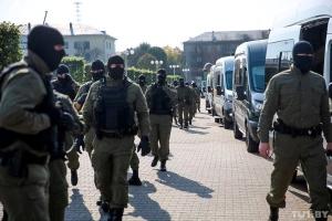 У Мінську на Жіночому марші затримали 50 осіб
