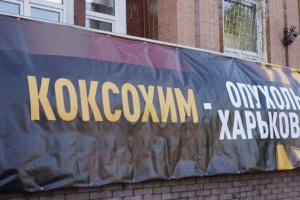 У Харкові знов мітингували проти коксового заводу