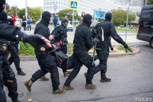 Більш як 1,6 тисячі білорусів арештували в листопаді за протести – правозахисники