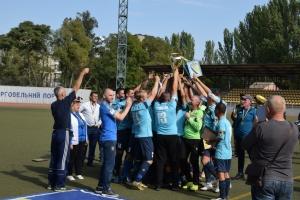 Завершився груповий етап футбольної Ліги учасників АТО