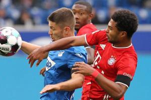«Баварія» сенсаційно програла «Гоффенгайму» в Бундеслізі