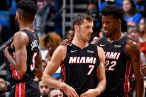 """""""Маямі"""" перемогли """"Бостон"""" і зіграють з """"Лейкерс"""" у фіналі плей-офф НБА"""