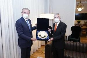 Сергій Бубка передав главі МОК запрошення Володимира Зеленського відвідати Україну