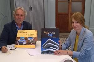 Генконсул України в Барселоні отримала подяку від мера Валенсії