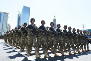 В Азербайджані оголосили часткову мобілізацію