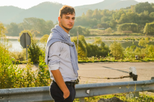 Український підприємець з Італії балотується в мери міста на Львівщині