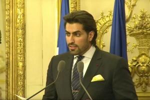 Crach d'avion à Kharkiv : Le Prince héritier d'Arabie saoudite présente ses condoléances à Volodymyr Zelensky