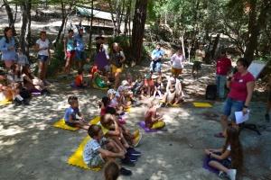 Навчальний рік в Українському гуртку на Кіпрі розпочали заходом «Козацькими шляхами»