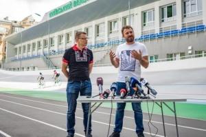 Попович продлил контракт с элитной велокомандой из США