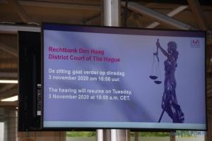 Судове засідання у справі МН17 завершилося, наступне - 3 листопада