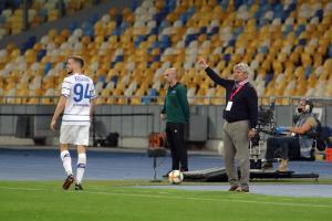 """Луческу: Перед другим матчем з """"Гентом"""" варто забути рахунок першої гри"""