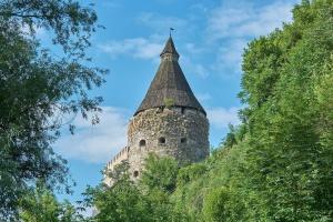 В Каменце туристы смогут попасть в Гончарную башню
